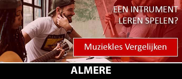 muziekles-muziekscholen-almere
